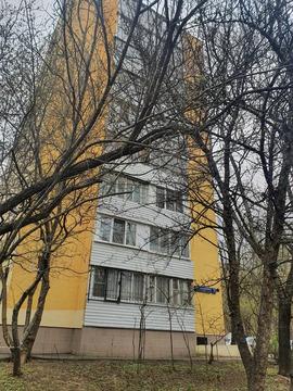 Москва, 1-но комнатная квартира, ул. Молодогвардейская д.1 к1, 9600000 руб.