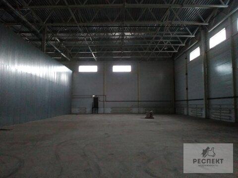 Новое помещение 1000 кв.м, анти пыль,2 ворот