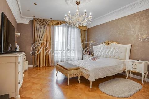 ЖК Дом в Сокольниках, 240м2 4 комн (ном. объекта: 3813)