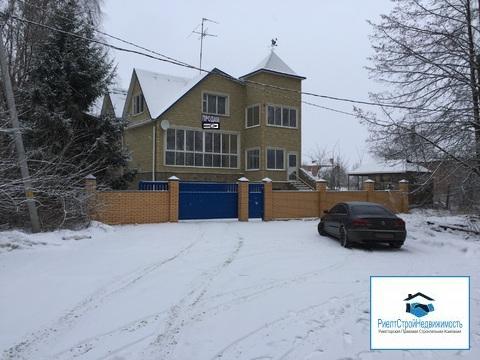 Дом 414 кв.м, со всеми коммуникациями, рядом с водохранилищем и мебелью