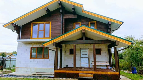 Просторный дом в черте города Подольск