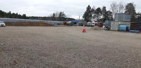 Сдается ! Открытая площадка 2000 кв. м. Закрытая территория. Охрана.