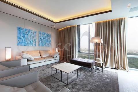 """3-комнатная квартира, 162 кв.м., в ЖК """"Дом на Мосфильмовской"""""""