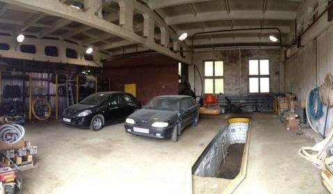 Производственная база 1336 м2 в Одинцово. Транспортный пр-д 32а