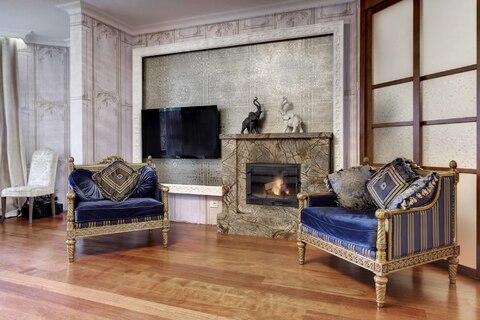 Продаётся роскошная квартира с диз.ремонтом в клубном доме премиум.