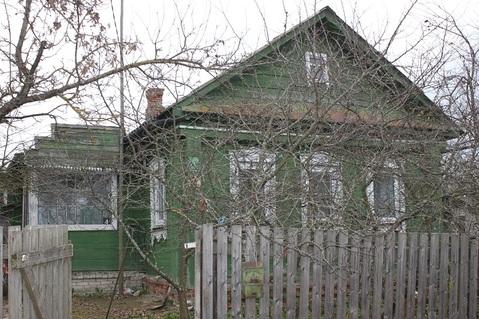 Дом в деревне Круглово