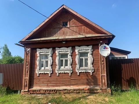 Дом в деревне Гридино