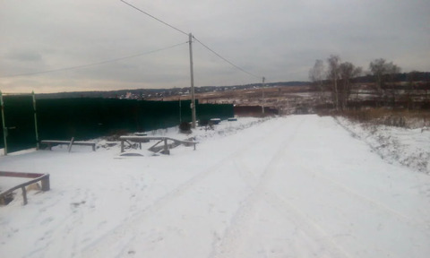 Продам з/у под ИЖС в д. Лапино, Ступинский городской округ.
