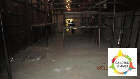 Сдаются холодные склады от 130 кв.м. до 300 кв.м. Полы - бетон.