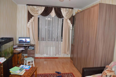 Продам 1-комнатную квартиру в г. Раменское по ул. Красноармейска 25б.