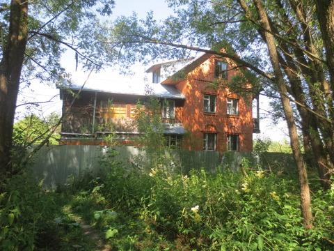 Продам дом в д. Верхнее Шахлово М/о Серпуховского района.