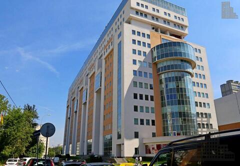 Офис 98,1 кв.м в бизнес центре, класс А