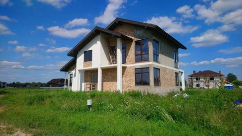 Продам дом 304 кв, в Щелковском р-не, п .Образцово, ДНП Дворянское озеро