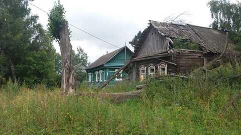 Деревенский дом с участком 27 соток, д. Заслонино.