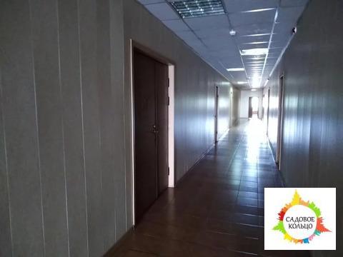 Офисные помещения в административном здании площадью 110 м2, возможно