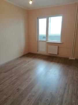 1-комнатная квартира, 38 кв.м.
