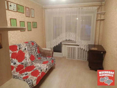 В шаговой доступности от ст.Пушкино сдается комната в отличном состоян