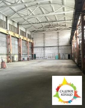Сдается Производственно-складское здание общ. пл. 2283 м2. 9 (Территор