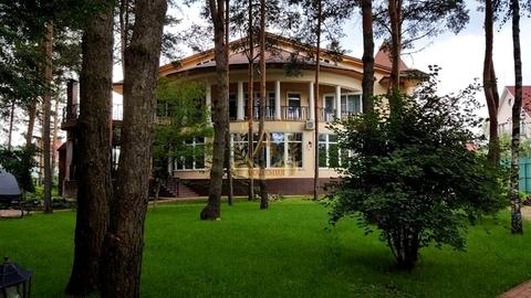Аренда красивого коттеджа 850 м2 в 24 км. по Щелковскому ш.