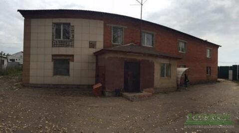 Продажа склада, Болтино, Мытищинский район, Осташковское ш.