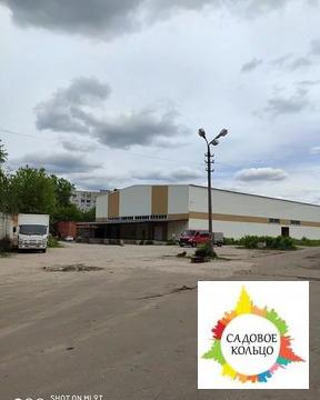 Продается складской комплекс в центре города состоящий из двух металли