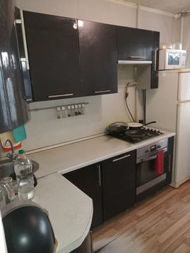 Трехкомнатную квартиру в Ногинске