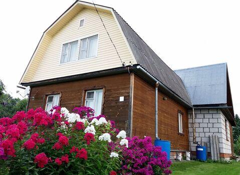 Дом 190 кв.м – МО, Можайский р-н, д. Фомкино.
