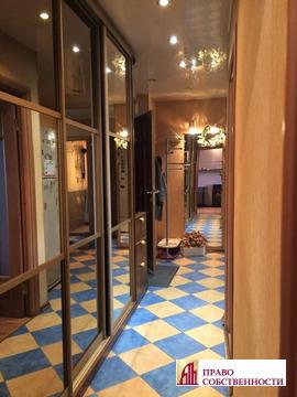 Сдаётся трехкомнатная квартира. г.Москва, ул. Молдагуловой, м.Выхино