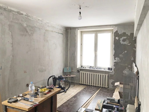 Продаю большую 2-к квартиру в Лефортово.
