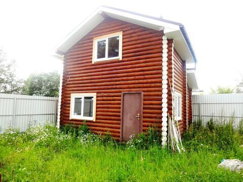 Дом 45 кв. м. в с. Константиновское, Ступинского района.