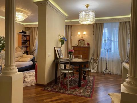 Продается квартира в кирпичном доме.