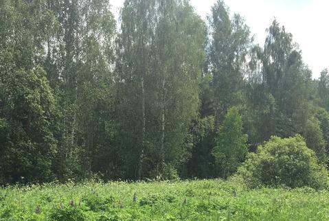 Продам земельный участок в деревне, ИЖС.