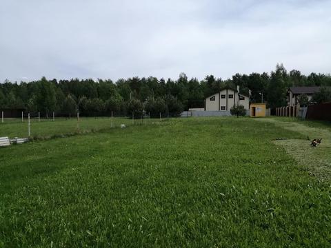 Земельный участок в деревне Захарово