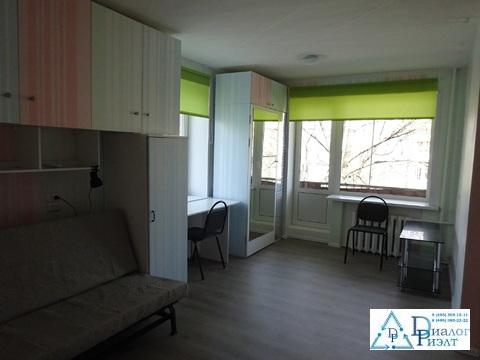 1-комнатная квартира в Люберцах в 10 минутах ходьбы до ж\д Люберцы 1