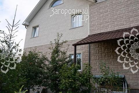 Коттедж рядом с Москвой. Каширское ш, 7 км от МКАД, Пуговичино.