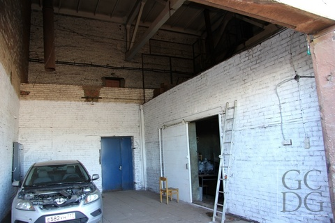 Сдается в аренду производственно-складская база 105м2 на зу 1400м2