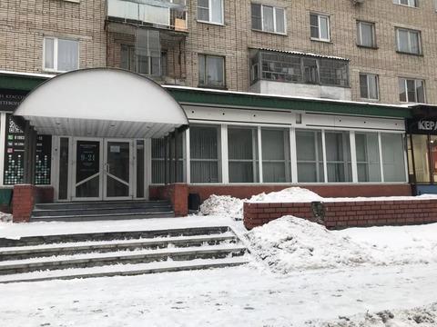 Аренда торгового помещения в Ногинске.