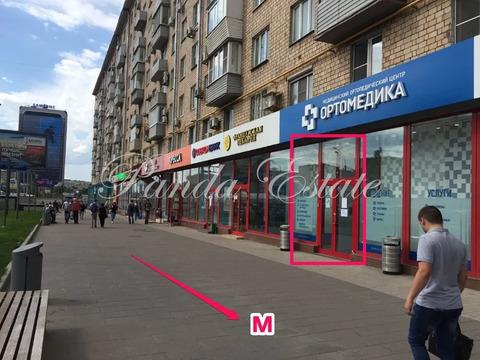 Г. Москва, Ленинградский пр-кт. 78к1 (ном. объекта: 3162)