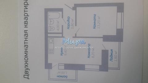 Продаётся квартира (Евро-двушка) в новом монолитно-кирпичном доме с о
