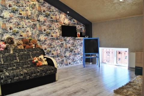 """3-комнатная квартира, 92 кв.м., в ЖК """"Город набережных"""""""