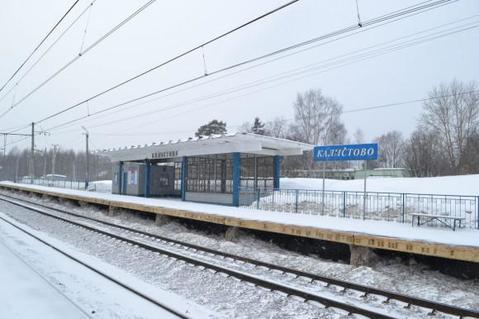 В живописном месте Подмосковья кп «Хотьковский» продается 12 соток