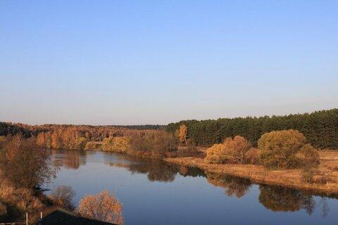 Участок спанарамными видами на Новорижском ш. 9 км от МКАД