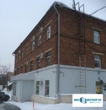 Нежилое здание с земельным участком, г. Москва, ул. Солнечногорская,