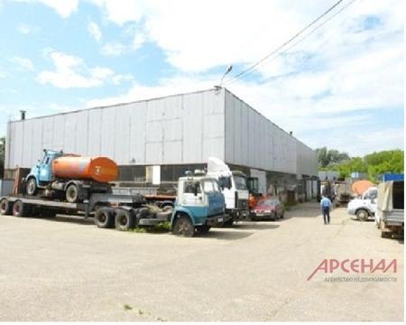 Производственно-Складское помещение на Угрешской