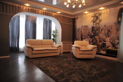 Уютная 3к квартира 137кв.м на ул.Рублевское предместье д8к1