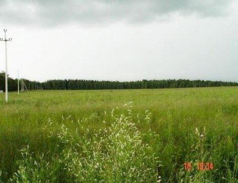 Участок 4,76 Га для малоэтажного строительства в 35 км по Киевскому ш.