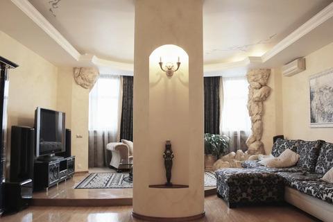 3-комнатная квартира, 155 кв.м., в ЖК «Ласточкино гнездо»