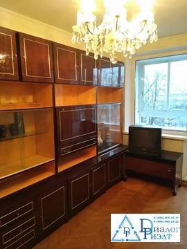 3-комн. квартира в г. Москве в пешей доступности от метро Южная