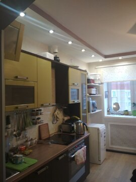 3-комнатная квартира по адресу: г. Раменское, ул. Чугунова, д. 15к3