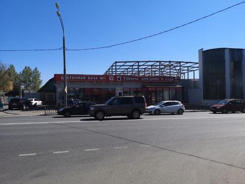 Сдается торговое помещение в 100 метрах от МКАД по щелковскому шоссе